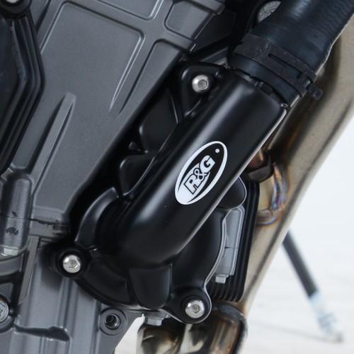 No Modification R/&G Racing 19 KTM 790DUKE Aero Frame Sliders Black