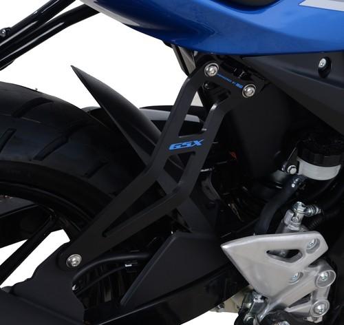 R/&G Silver Exhaust Hanger For Suzuki 2003 GSX-R600 K3