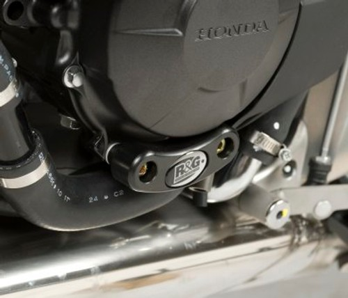 R/&G RACING LEFT SIDE Engine Case Slider for Honda CBR600RR /'07-/'08 LHS