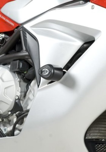 to fit MV Agusta F3 675 Lower Left R/&G Racing Trellis Frame Plug