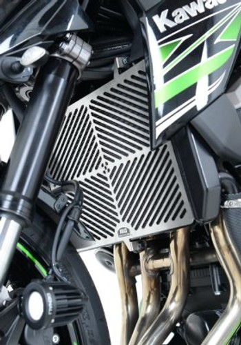 Engine Case Cover SET Kawasaki Z750R 2012 R/&G KEC0027BK Black