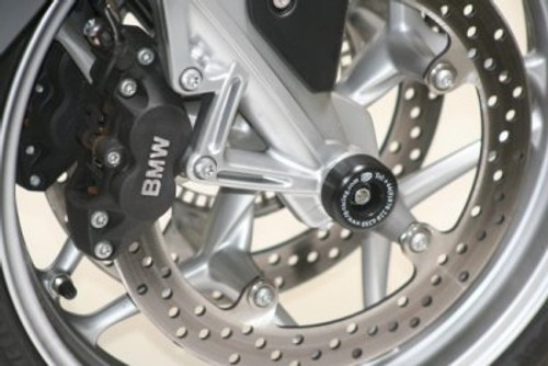 R/&G Fork Protectors BMW R1200RT FP0053BK Black